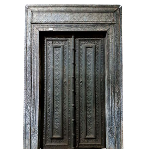 indian rajasthani antique wooden door